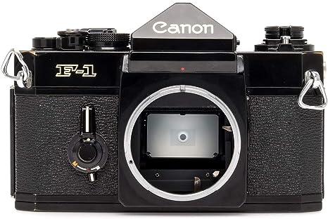 Vintage Canon cámara de Fotos de F1: Amazon.es: Electrónica