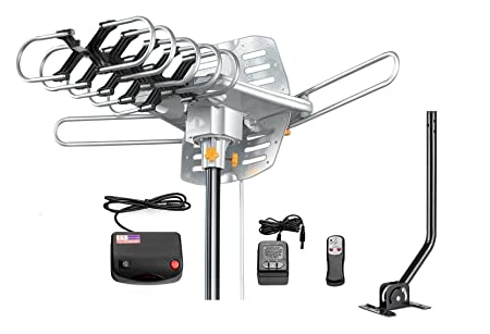 Review Jeje TV Antenna Outdoor