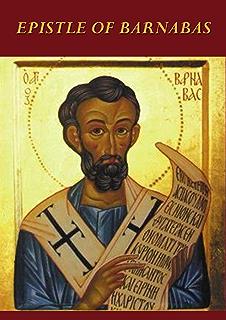 Epistle Of Barnabas Pdf