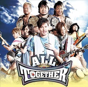 amazon all together funkist 格闘技 音楽