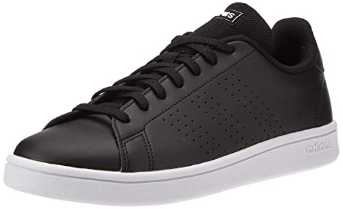 Adidas Tenis Advantage Base EE7511 para Mujer, Color Negro