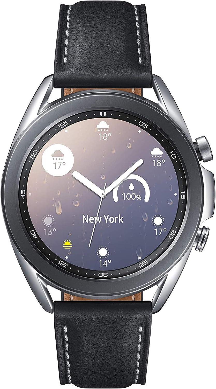 ساعة سامسونج جالاكسي واتش3 الذكية بحجم 41 ملم