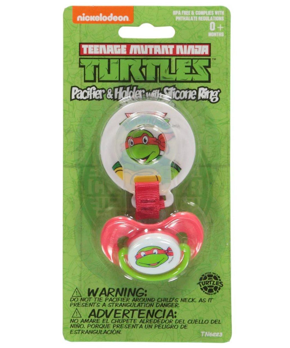 Amazon.com : Teenage Mutant Ninja Turtles Pacifier with ...