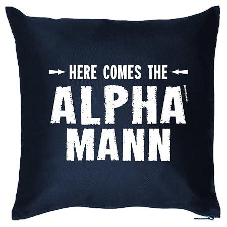 Papa versteher Father regalo Idea Alpha Muñeco - Almohada ...