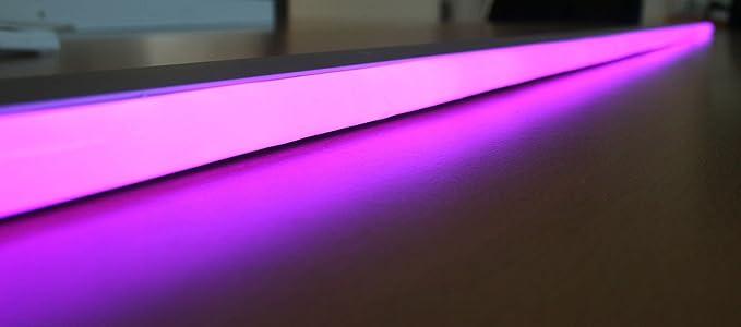 LED Neon Flex RGB (Länge: 5m, 230V, Neon-Flex LED-RGB Stripe ohne ...