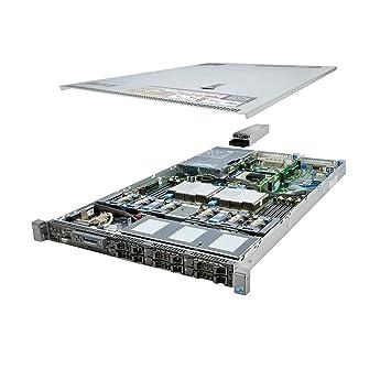 Dell PowerEdge R610 Server | 2x E5502 CPU | 4GB | H700 | 1x Tray