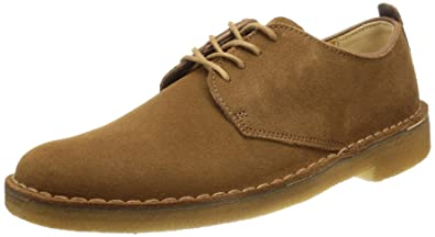 Clarks Men's Desert London Suede Derby Shoes - - UK 7 Xhi5Wsq177