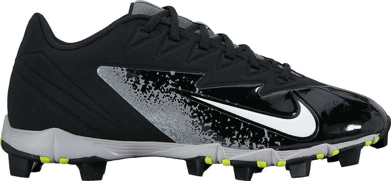 Nike Men's Vapor Ultrafly Keystone Baseball Cleat 黒/白い/Wolf グレー/Cool グレー Size 9 M US