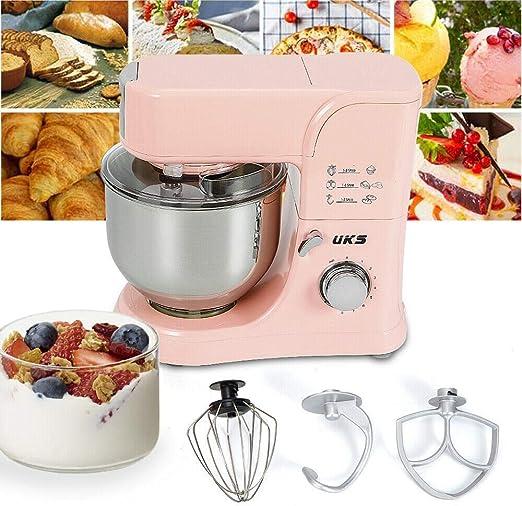 Robot de cocina 1 color amasadora amasadora 5,5 L 1000 W DHL DE: Amazon.es: Hogar