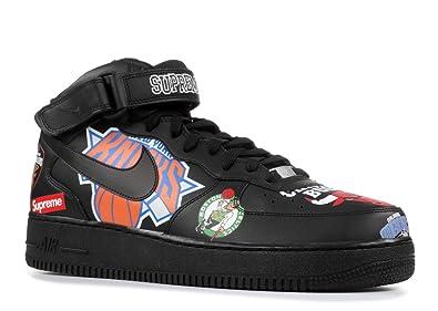 Amazon.com: Nike Air Force 1 Mid '07 (Supreme NBA): Shoes
