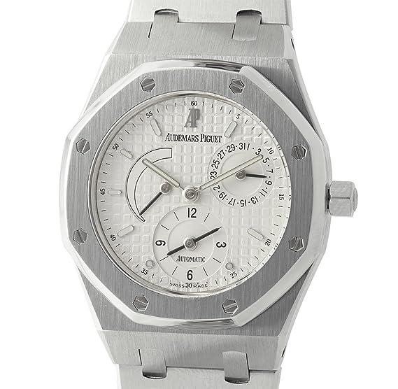 Audemars Piguet Royal Roble automatic-self-wind Mens Reloj 25730st. 0.0789st. 09 (Certificado) de segunda mano: Audemars Piguet: Amazon.es: Relojes