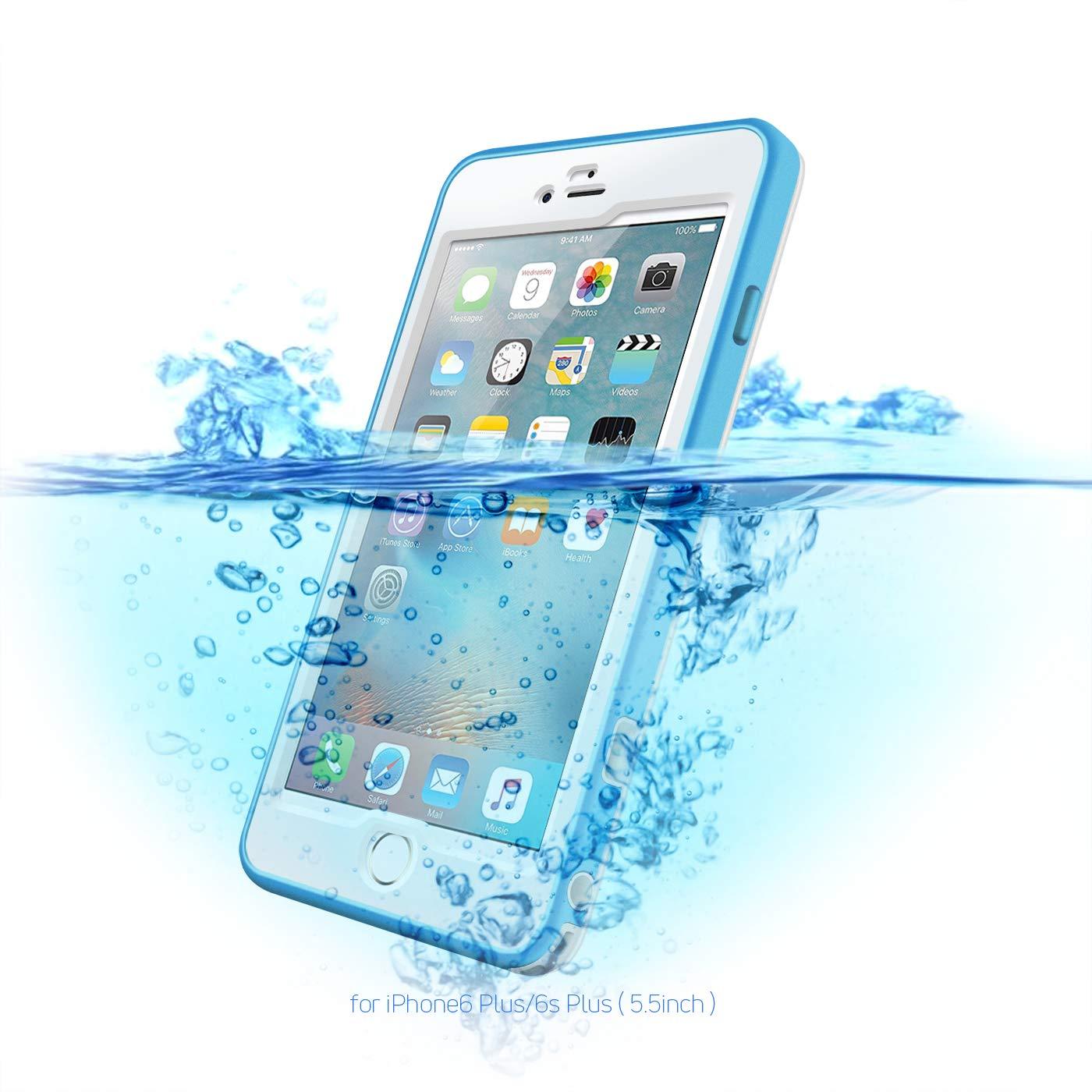 amazon com full body phone case for iphone 6 6splus waterproof