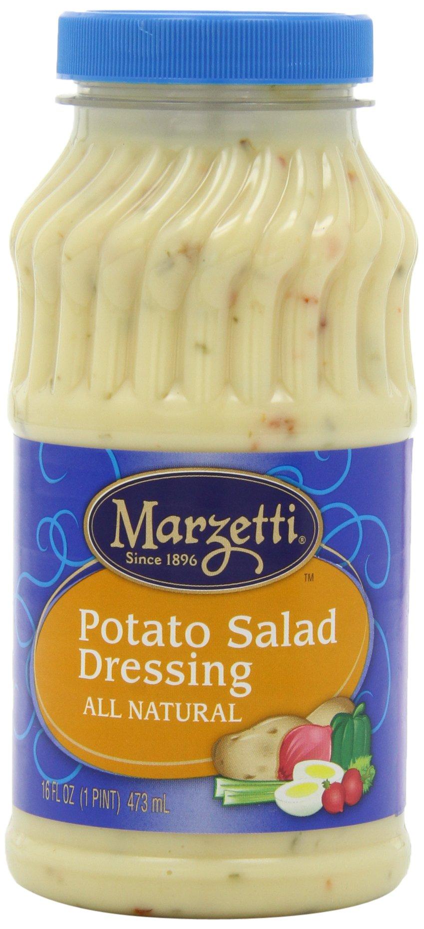 Marzetti Potato Salad Dressing, 16-Ounce Jars (Pack of 6)