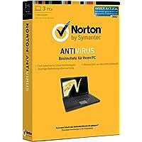 Norton Antivirus 2013 - 3 PCs