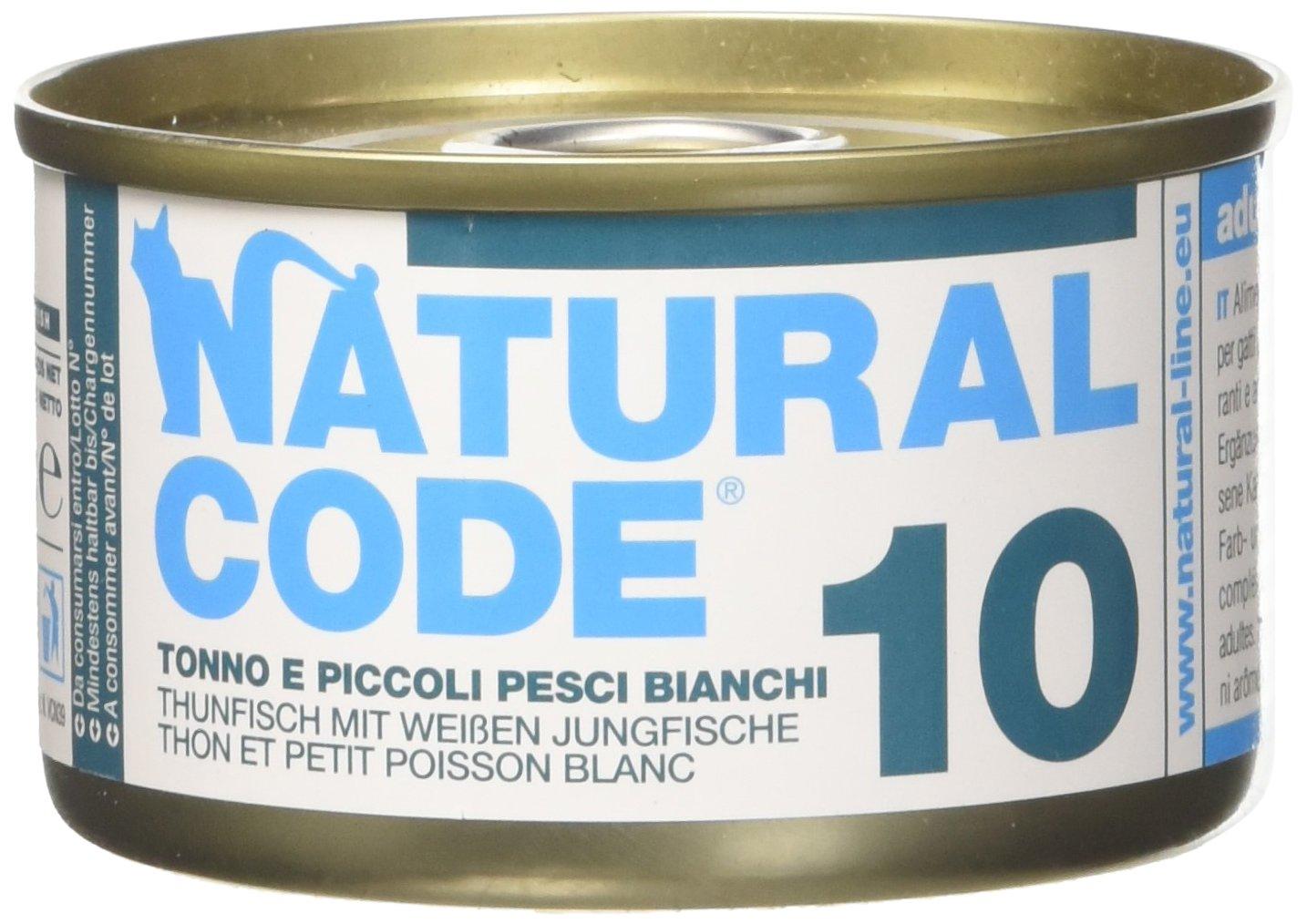Natural Line Tonno E Bianchetti Gr. 85 Code 10