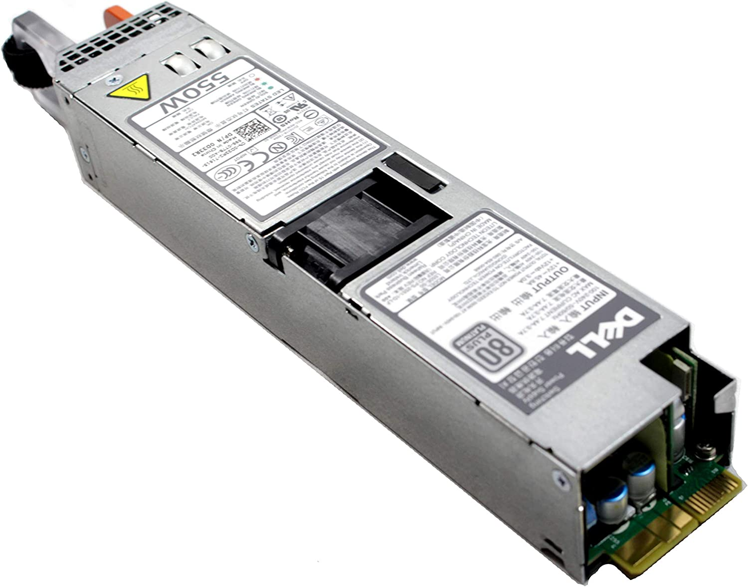 Dell Poweredge R320 R420 550W Power Supply D33R2 0D33R2 L550E-S0 PS-2551-1D-LF