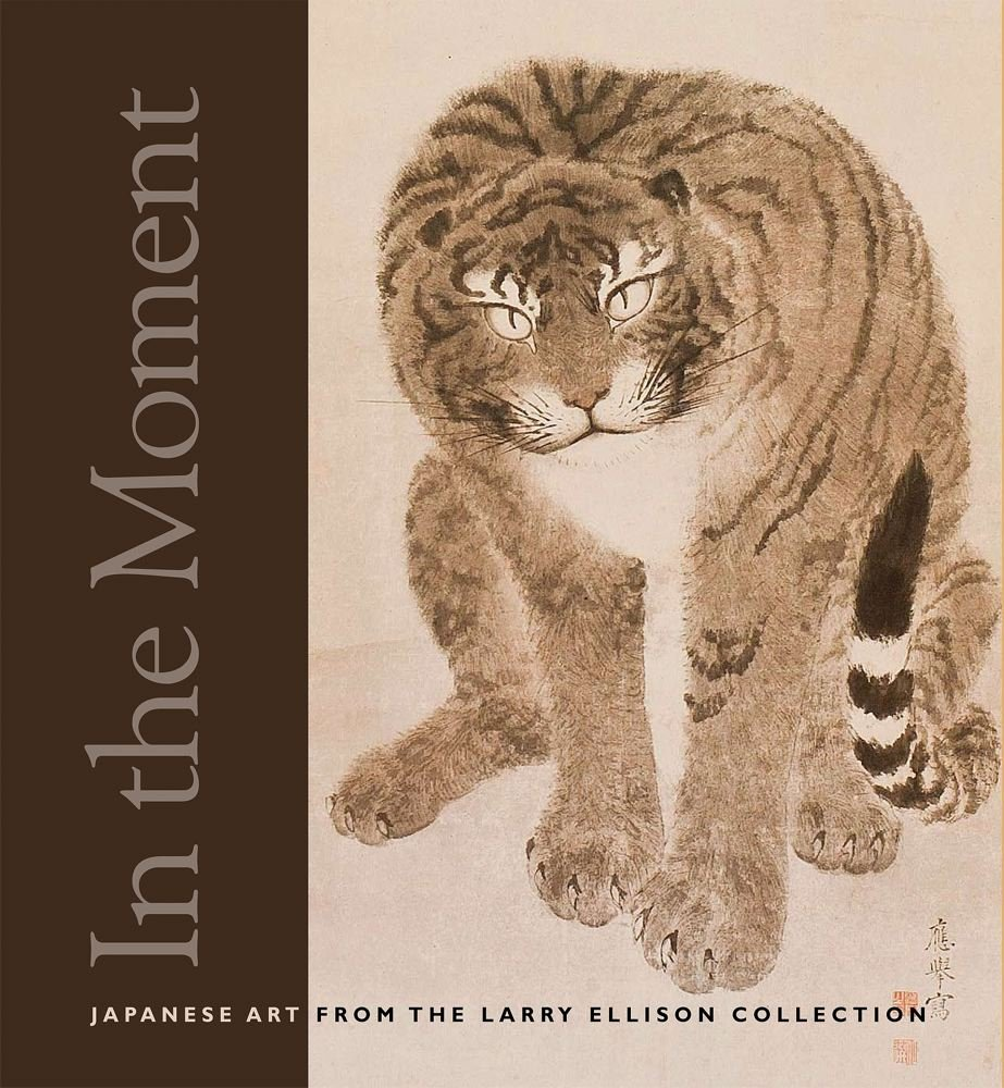 Download In the Moment: Japanese Art from the Larry Ellison Collection pdf epub