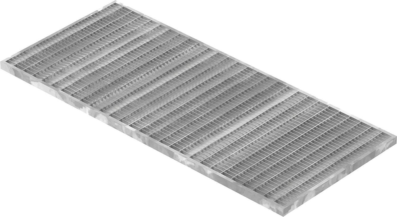 Vollbad-Feuerverzinkt MW: 30 mm // 10 mm Fenau Passend f/ür Zarge: Fenau 300 x 800 x 23 mm Industrie-Norm-Rost f/ür Lichtschacht Gitterrost//Baunorm-Rost Ma/ße: 290 x 790 x 20 mm