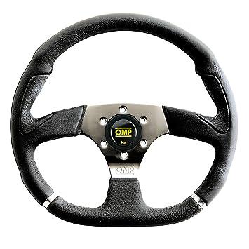 Od/2018/LN omp cromo Sport Volante 350 mm cromo radios en ...