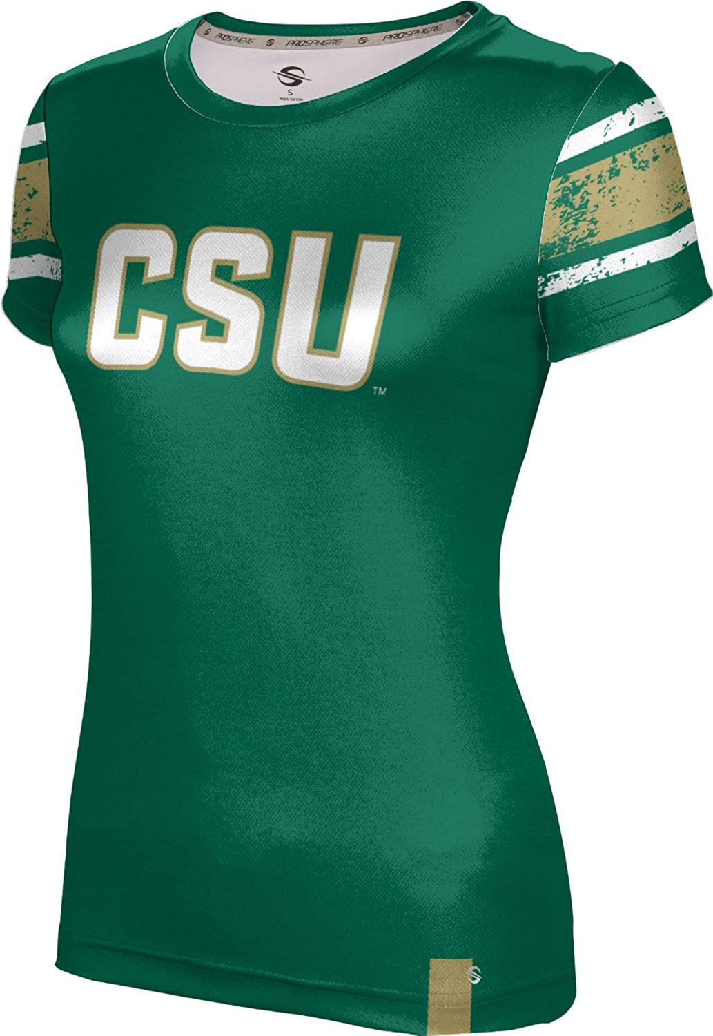 ProSphere Colorado State University Girls Performance T-Shirt End Zone