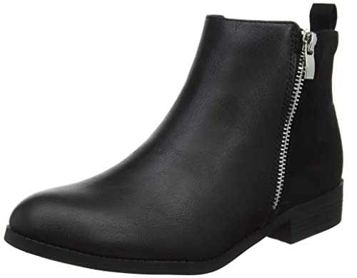 New Look 915 Cuba, Botines Chica, Negro (Black 1), 40 EU: Amazon.es: Zapatos y complementos