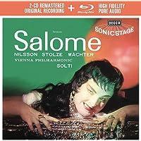 Strauss: Salome [2 CD/Blu-ray Audio]