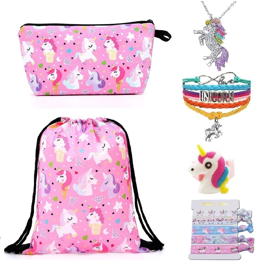 Super fun unicorn set!