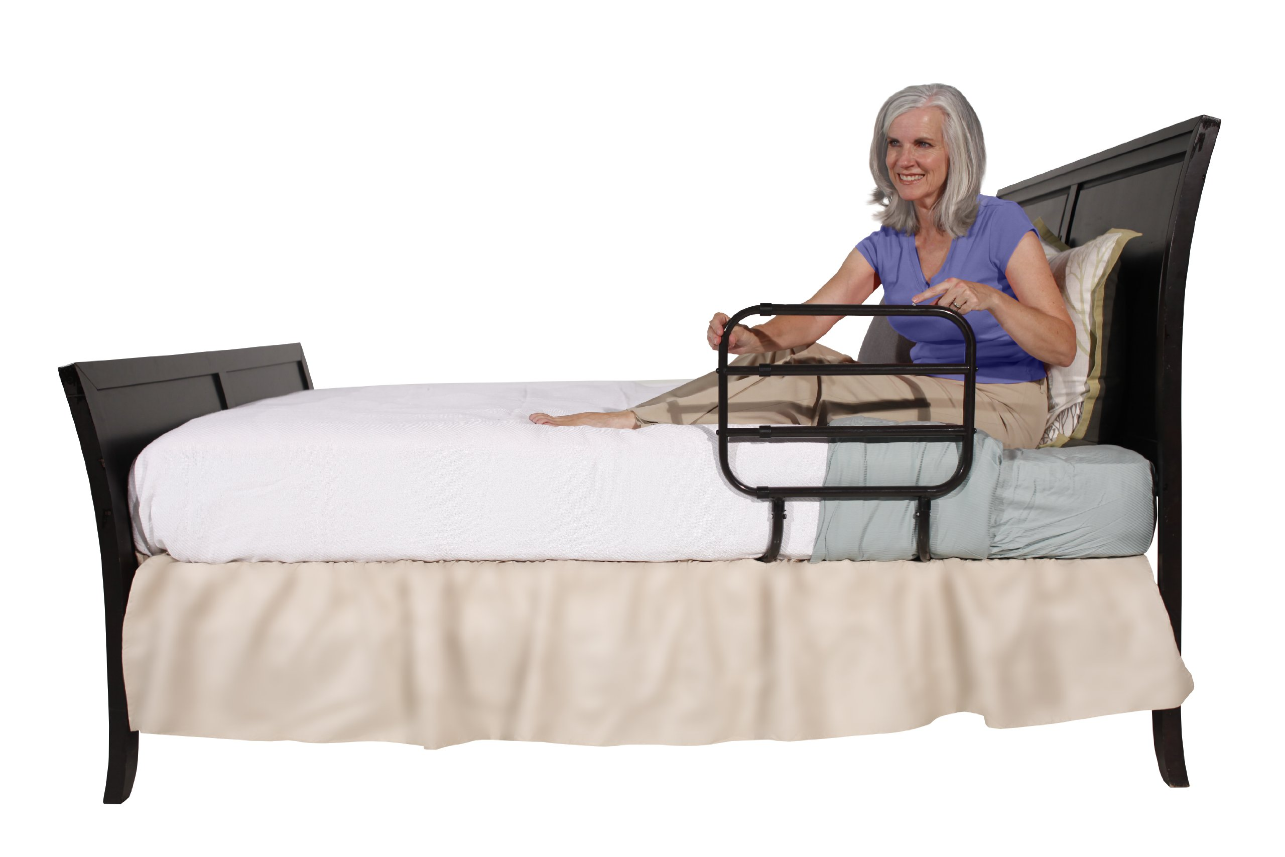 Galleon Able Life Bedside Extend A Rail Adjustable