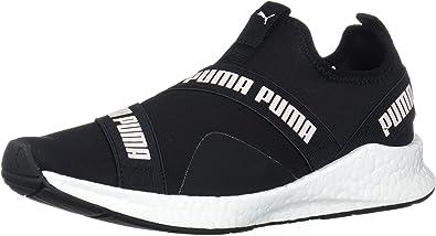 PUMA Women's Nrgy Star Slip-on Sneaker
