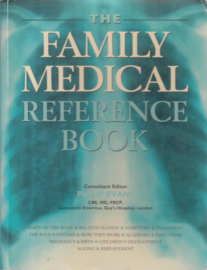 Read Online Family Medical Reference Handbook pdf