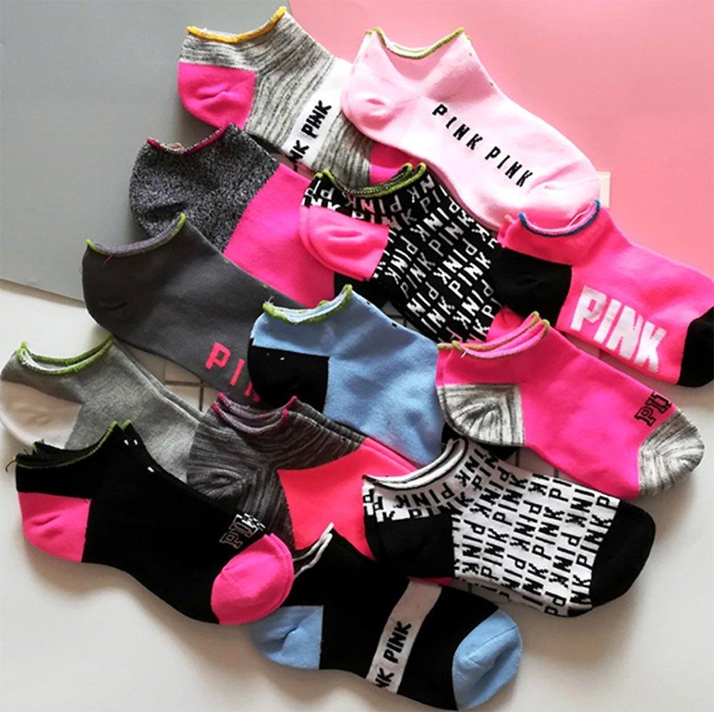 xiaojian& El algodón femenino es rico en todo tipo de calcetines de diseño, all code, 6: Amazon.es: Hogar