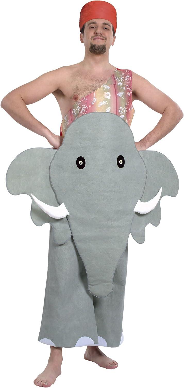 César - Disfraz de domador de Elefantes para Hombre (Adulto ...