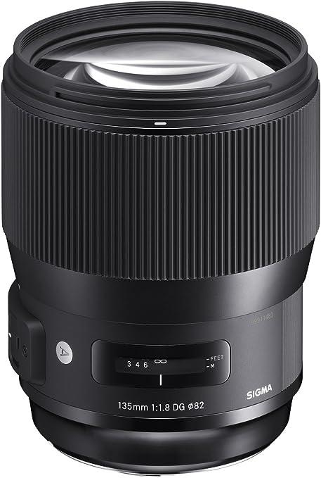 Sigma 135mm F1 8 Dg Hsm Art Objektiv Für Nikon Kamera