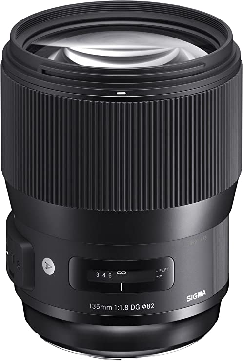 Sigma 135mm F1 8 Dg Hsm Art Objektiv Für Canon Kamera