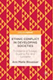 Ethnic Conflict in Developing Societies: Trinidad