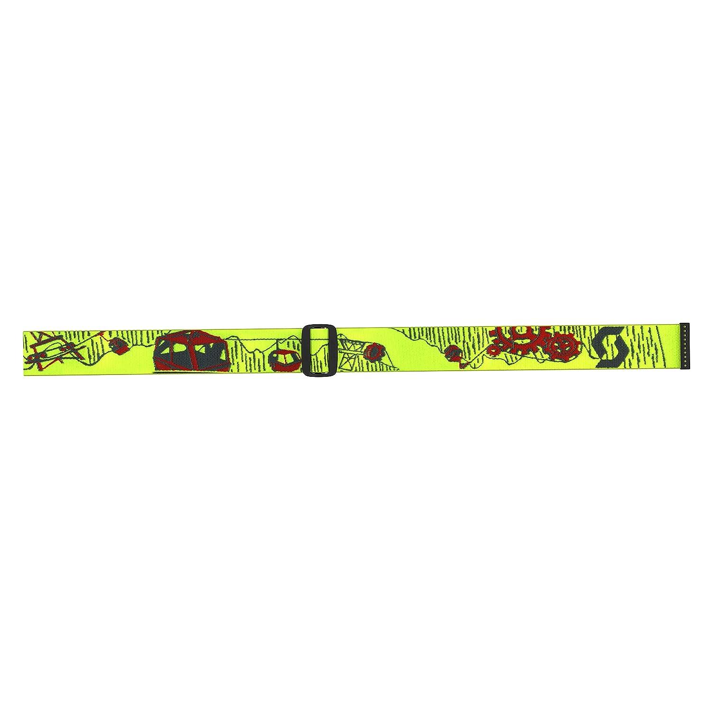 5f49a8fd5935 Scott JR Agent 4-10yrs Kids Children s Yellow Green Snow Ski Goggles 260580