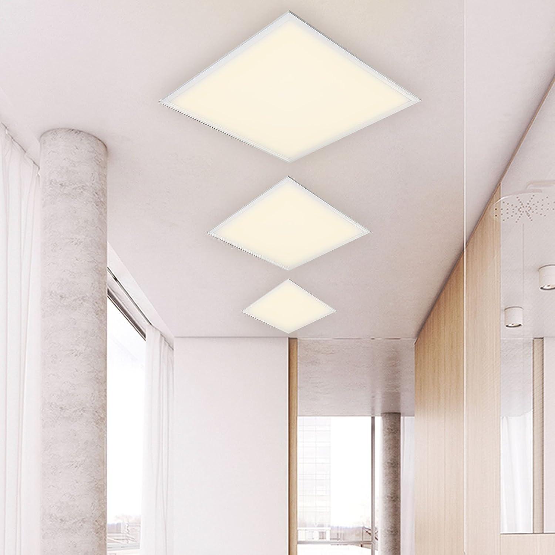 Halterung Set OUBO Federclips Montagematerial LED Panel Halterung f/ür Decke Einbau Befestigungsmaterial