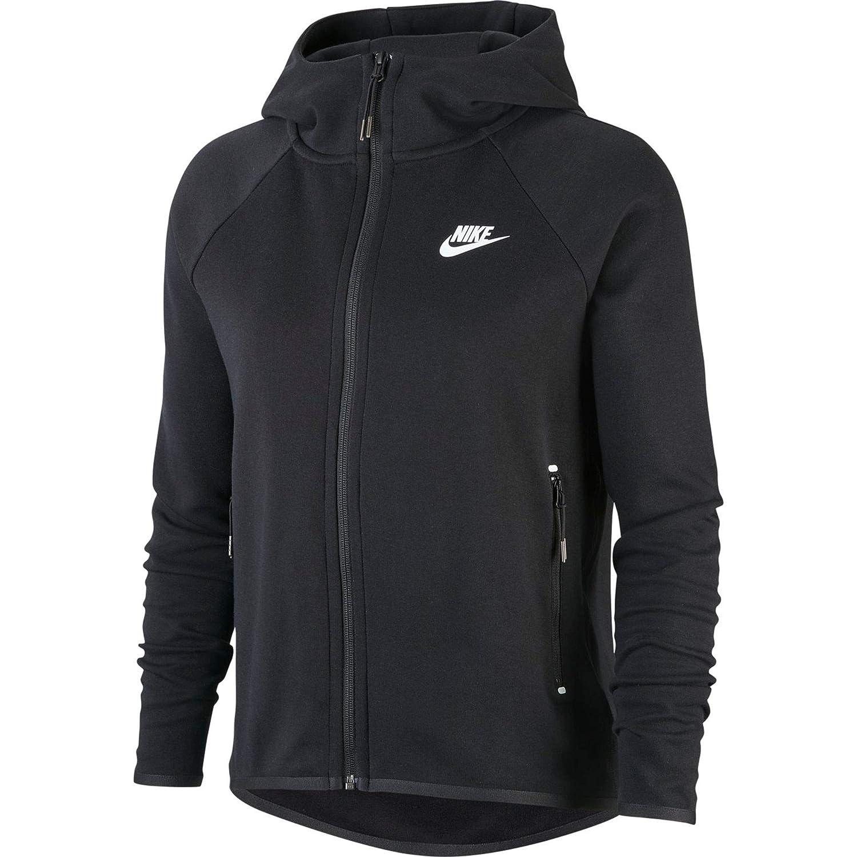Nike Womens NSW Tech Fleece Cape Hoodie