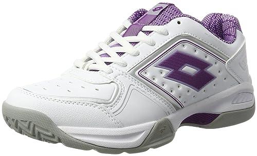 Lotto T-Tour IX 600 W, Zapatillas de Tenis Mujer: Amazon.es: Zapatos y complementos