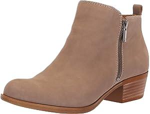 ced101e282e Amazon.com | Lucky Brand Women's Basel, Toffee, 5 M US | Shoes