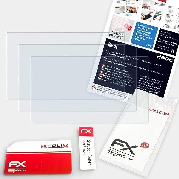 Atfolix Schutzfolie Kompatibel Mit Canon Xa10 Folie Kamera