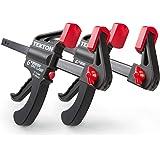 TEKTON 6 Inch Ratchet Bar Clamp / 12 Inch Spreader Set, 2-Piece   CLP51506