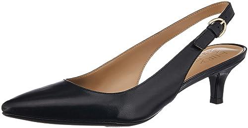 a0a3c362ce4 Naturalizer Women s Peyton Black Leather Fashion Sandals-8 UK India (41 EU)