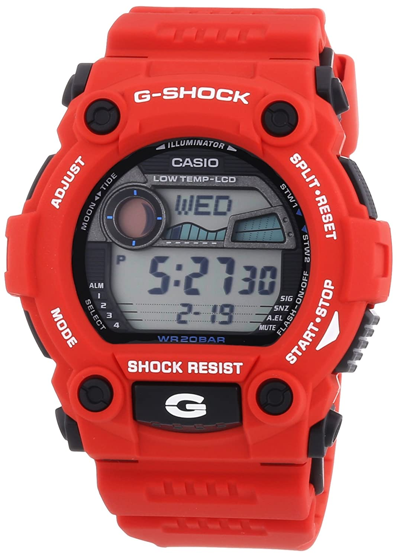 orologio casio g shock istruzioni