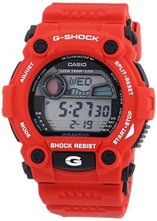 Color: Casio G Shock