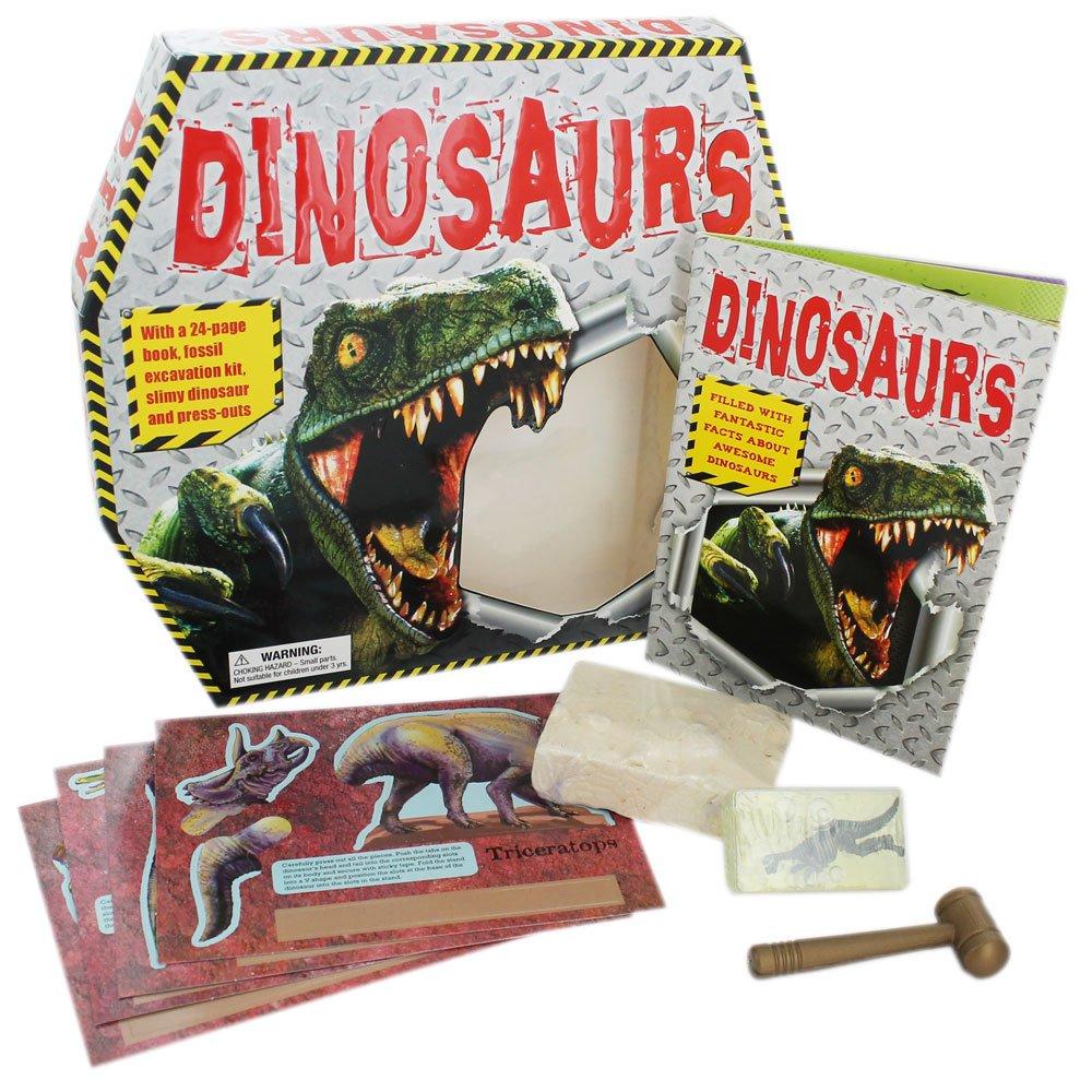 Dinosaurs Octagonal Box Set pdf epub