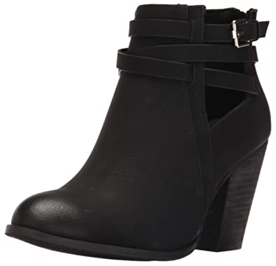 Call It Spring Booties Black Size 8.5 Magliaro