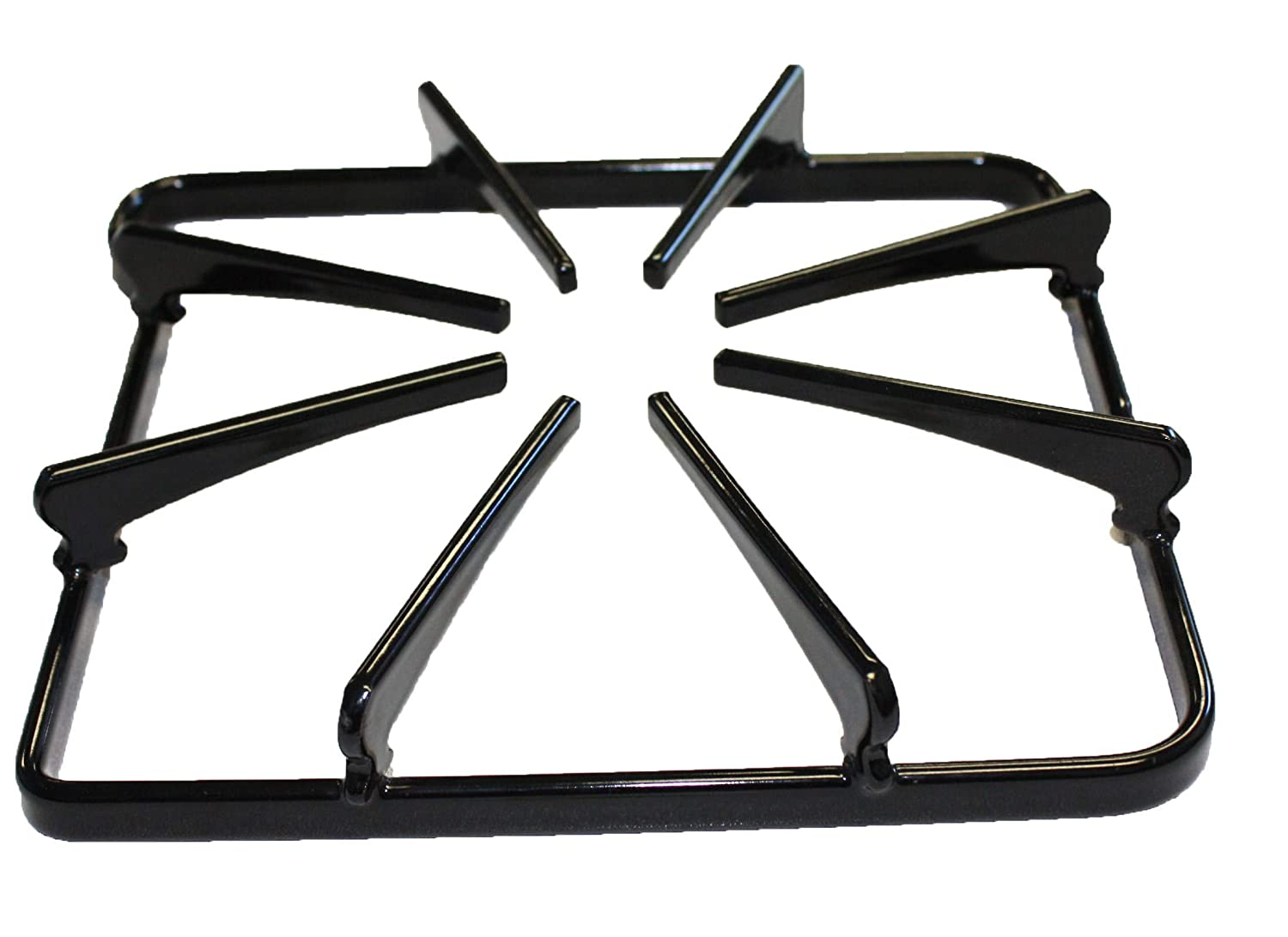 GRP STOVE/RANGE/COOKTOP BURNER GRATE Replacement for MAYTAG WHIRLPOOL Part # WP7518P464-60