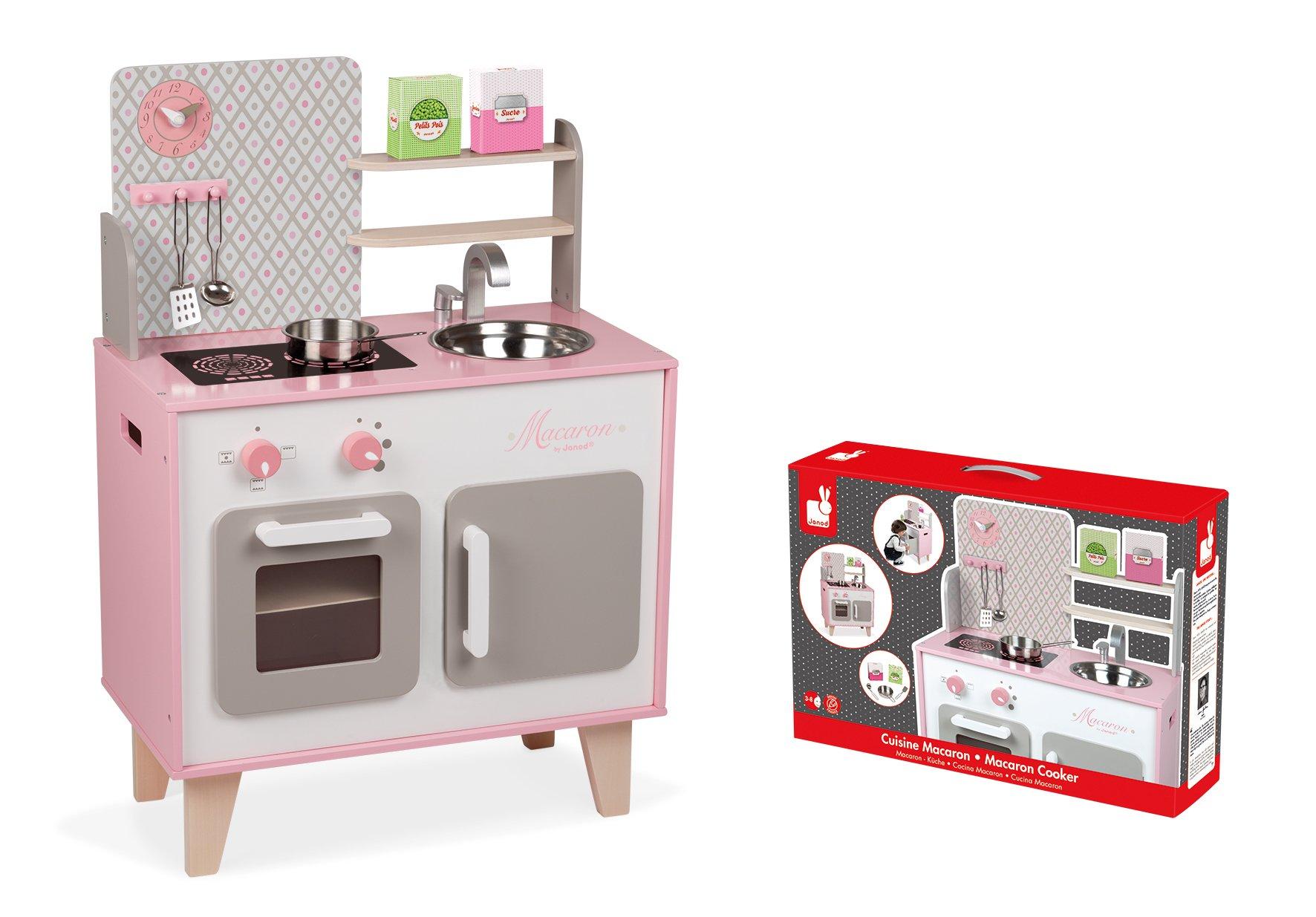 Janod Macaron Maxi Cooker Playset by Janod (Image #5)