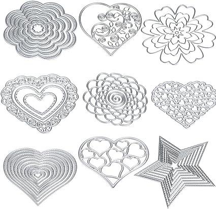 Scrapbooking Metal Cutting Dies  for DIY Paper Cards Making Craft Cutter Dies